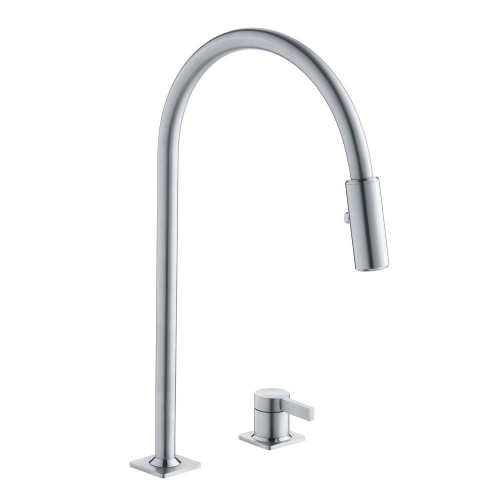 KWC Era Pull Out Kitchen Tap - 10 392 323 700
